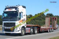 TR-0935 Volvo FH Reg:- CA11LPT Op:- Lanmax