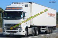 TR-0936 Volvo  Reg:- GK58UMM Op:- Dave Bennett