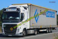 TR-0937 Volvo FH Reg:- KE135JN Op:- Ewals Cargo Care
