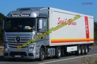 TR-0938 Mercedes Actros Reg:- SLSL521 Op:- Svend Sorensen
