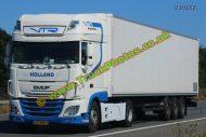TR-0941 DAF XF Reg:- 67BDX4 Op:- VTR International
